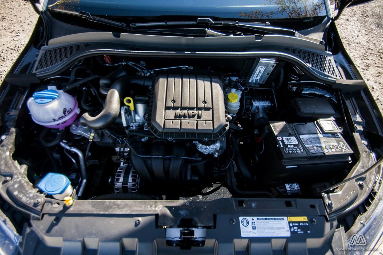 Prueba: Skoda Fabia 1.0 MPI 75 CV (diseño, habitáculo, mecánica) 3