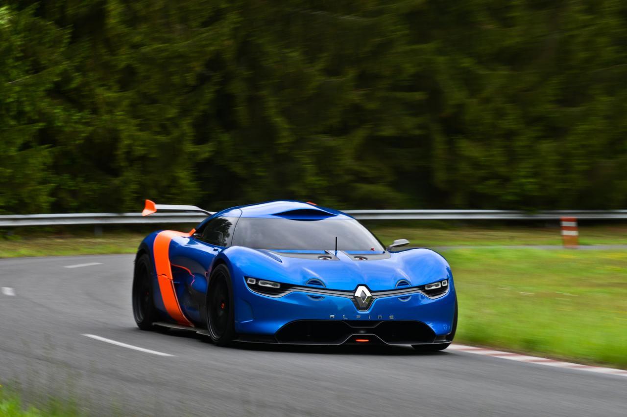 Renault presentará el primer Alpine en Le Mans, más cercano a producción que el A110-50 2