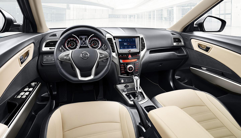 SsangYong Tivoli: El nuevo SUV compacto disponible desde 15.900 euros 1