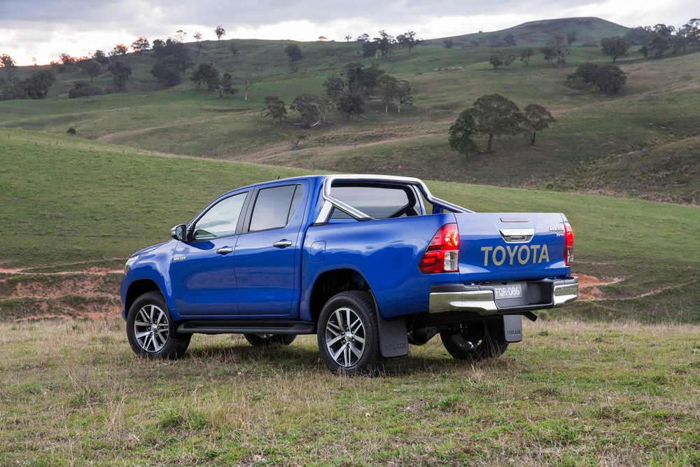 Toyota Hilux 2016: El pick-up indestructible se renueva 2