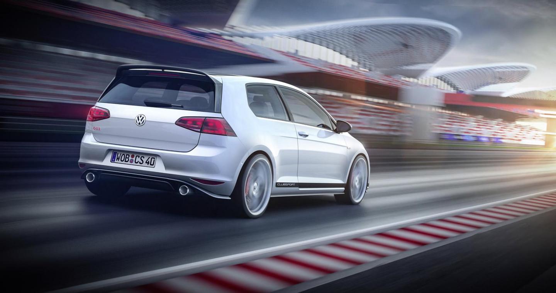 Volkswagen Golf GTI Clubsport: El GTI más potente tiene 265 caballos 2