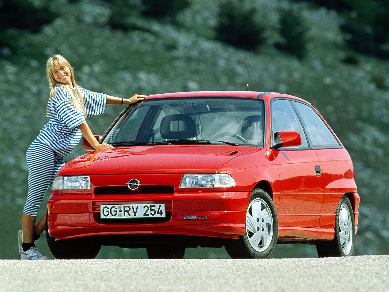 Volverá el Opel Astra GSi y lo hará con más de 240 caballos 2