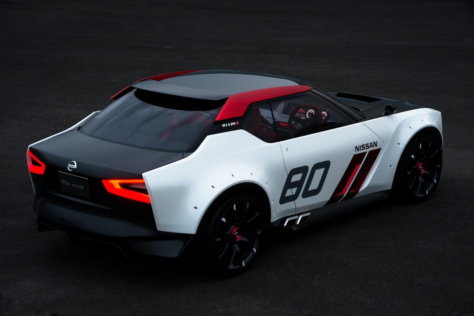 Ya es oficial: el Nissan IDx no irá a producción, al menos con propulsión trasera 2