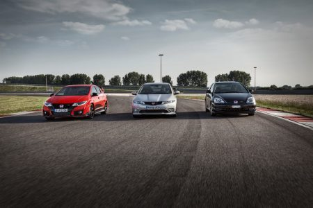 Más fotos y datos del nuevo Honda Civic Type R: El primer Type R turbo cada vez más cerca