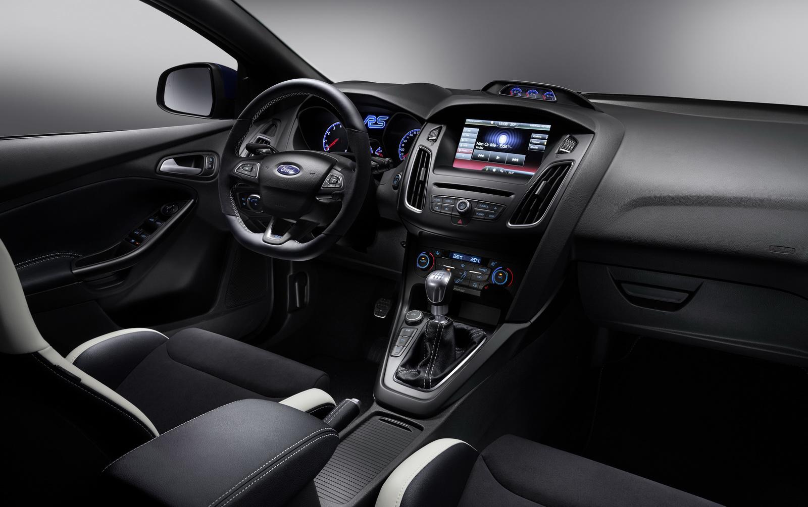 Ahora sí: El nuevo Ford Focus RS cuenta con 350 CV y 440 Nm de par 2