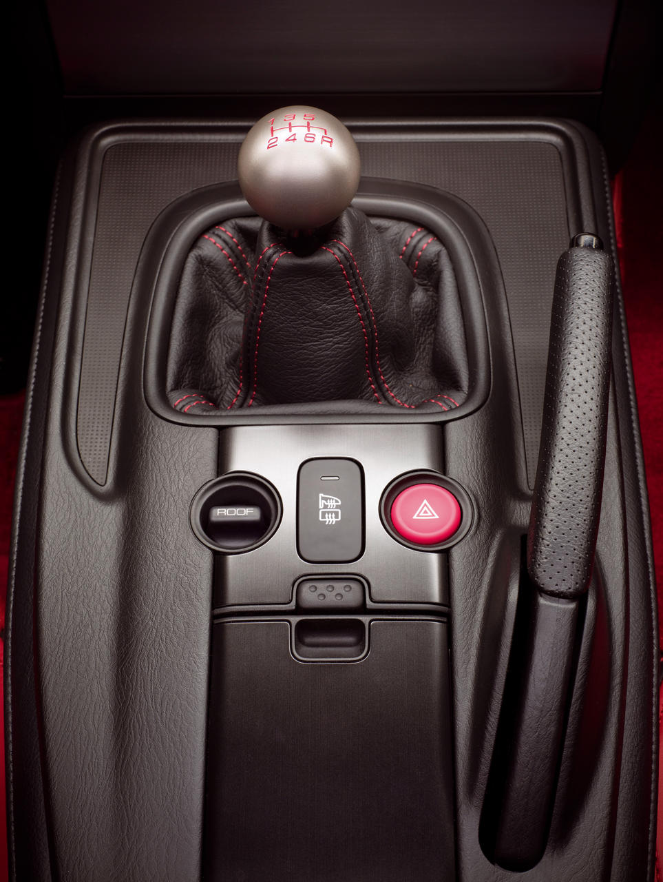 Antojo de roadster: Honda S2000 2