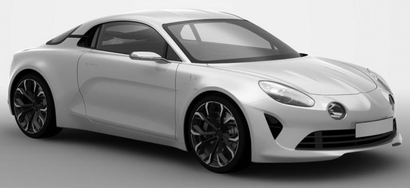 Así es el Renault Alpine AS1 definitivo que llegará a las calles en 2016 1