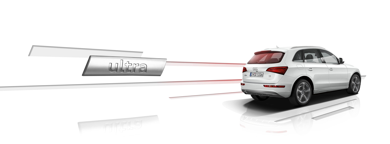 Audi Q5 2.0 TDI Ultra: 4,9l/100 km y 129 g/km de CO2 2