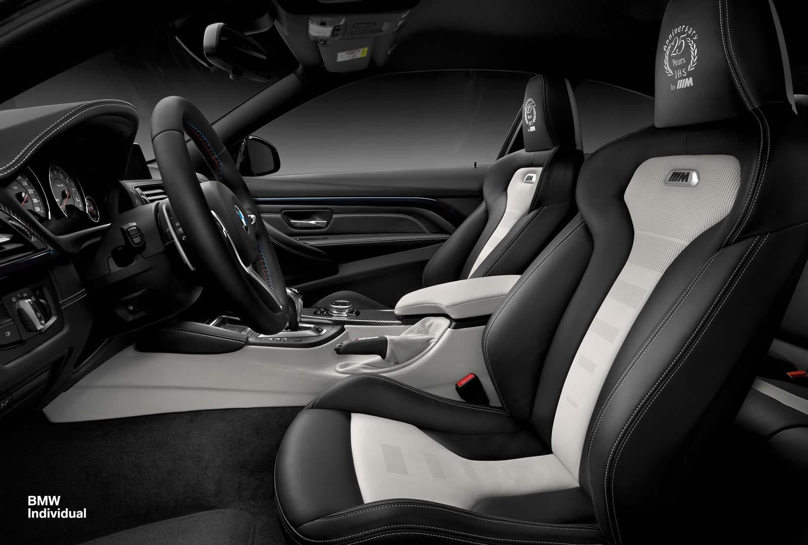 BMW Individual celebra sus 25 años con un M4 único 2