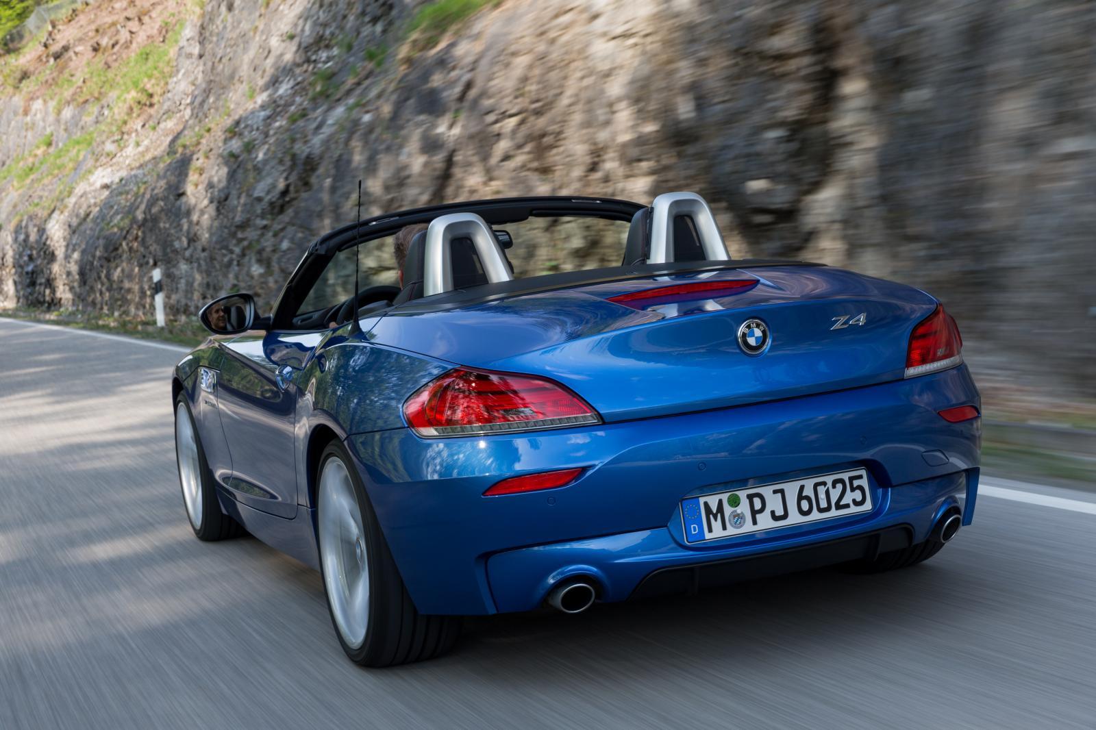 BMW presenta el Z4 MY2016 y prácticamente no tiene cambios 2
