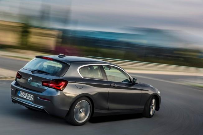 BMW se echa atrás y mantendrá el Serie 1 con tracción trasera 2
