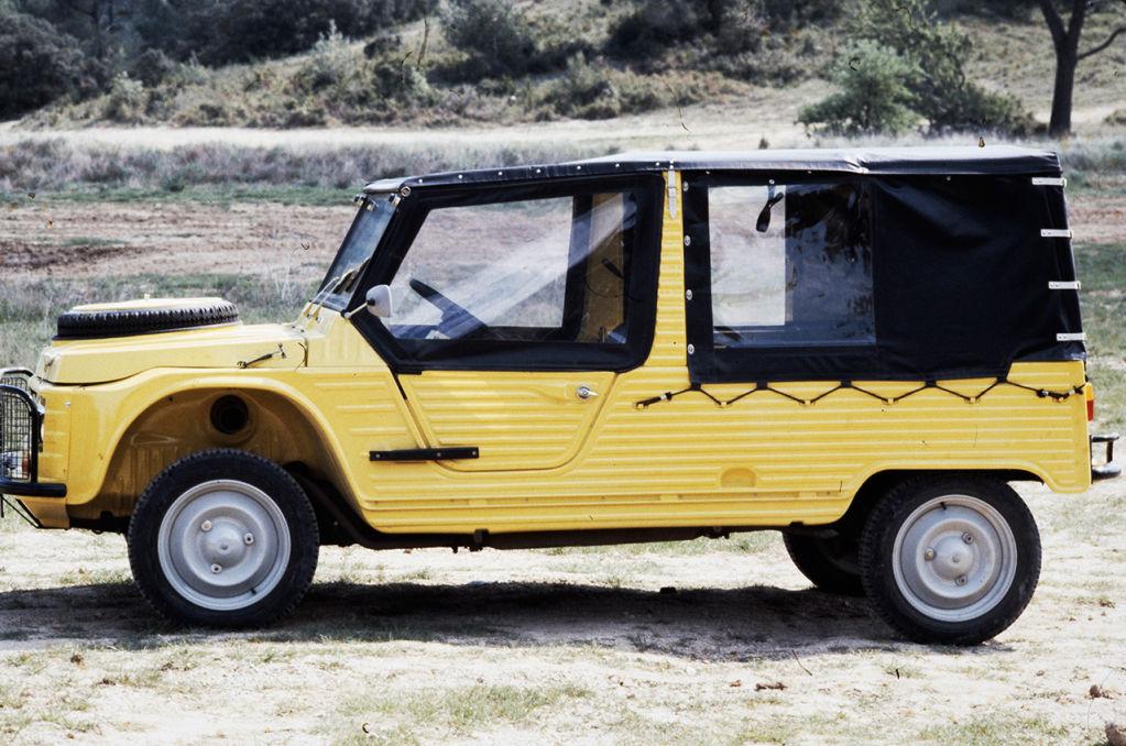 Citroën estudia el lanzamiento de un nuevo Mehari: ¿cuáles serían los motivos? 1