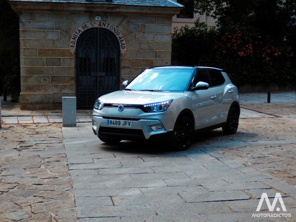 Contacto: SsanYong Tivoli, probamos el nuevo rival b-SUV de la marca 3