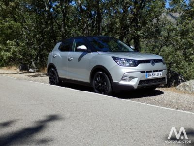 Contacto: SsanYong Tivoli, probamos el nuevo rival b-SUV de la marca