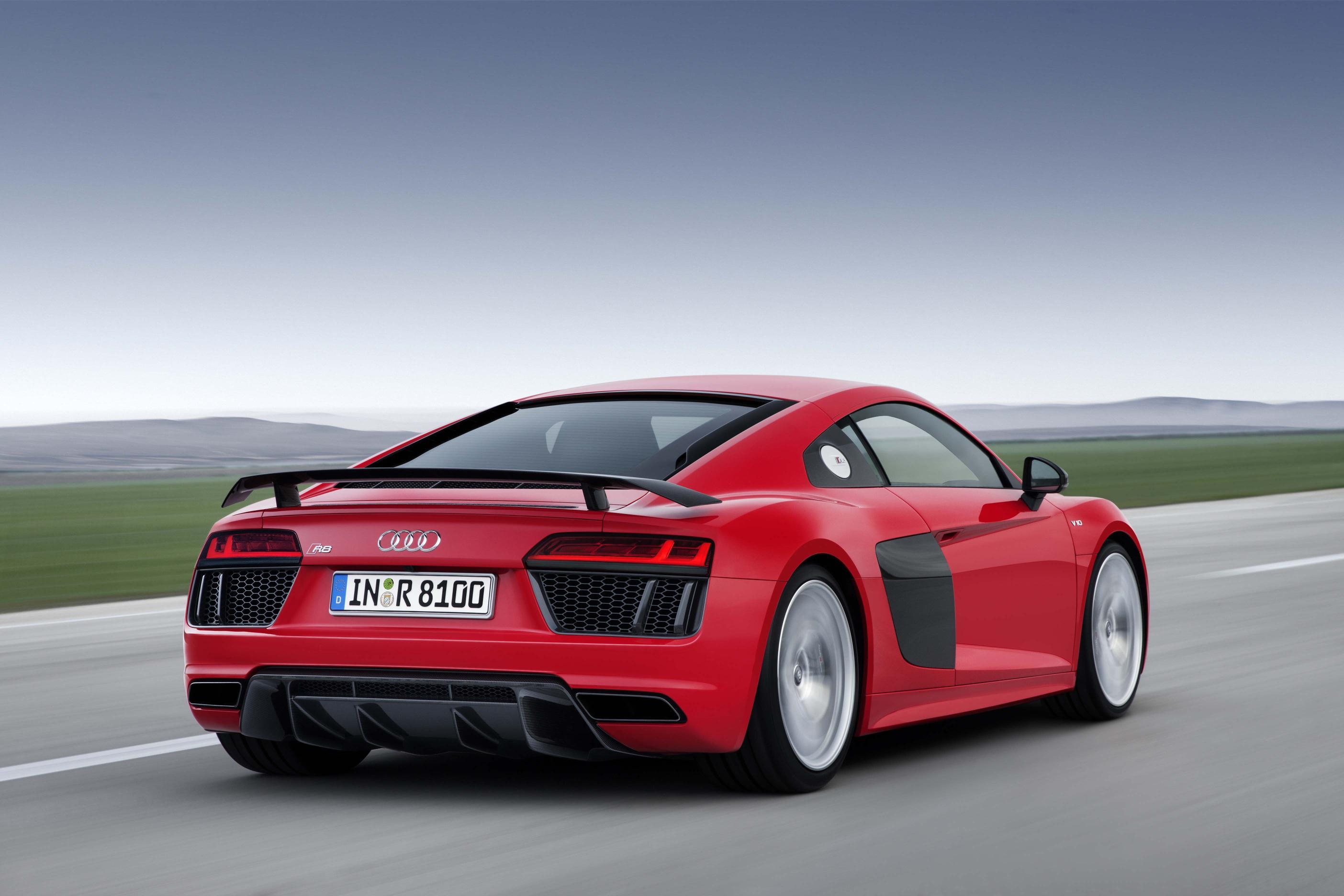 El nuevo Audi R8 2015 ya puede ser tuyo desde 191.870 euros 2