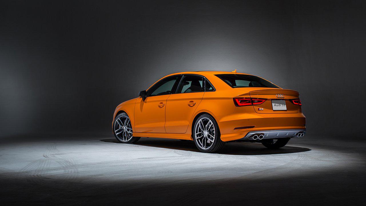 El objetivo es llamar la atención: Los cinco Audi S3 edición exclusiva para NorteAmérica 3