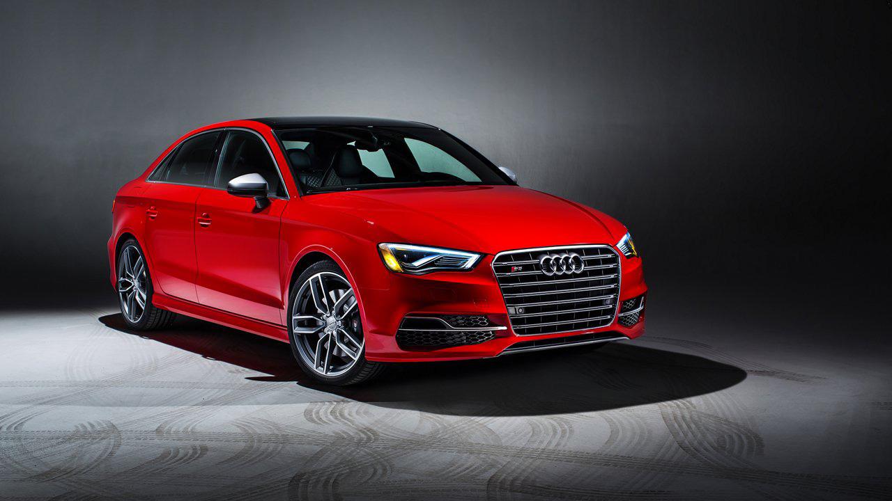 El objetivo es llamar la atención: Los cinco Audi S3 edición exclusiva para NorteAmérica 4