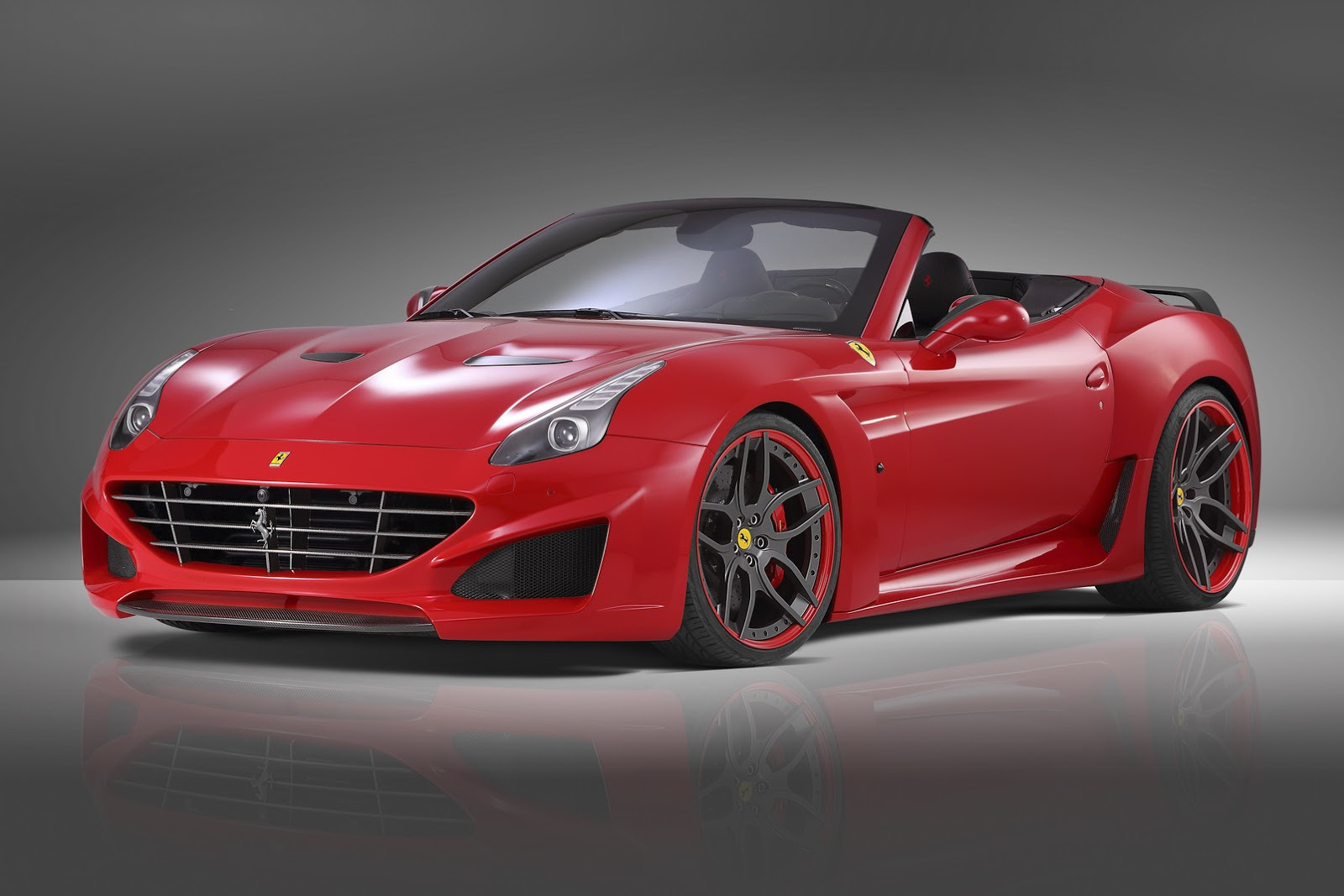 Ferrari California T por Novitec Rosso: 668 CV de potencia y una estética aún más deportiva 2