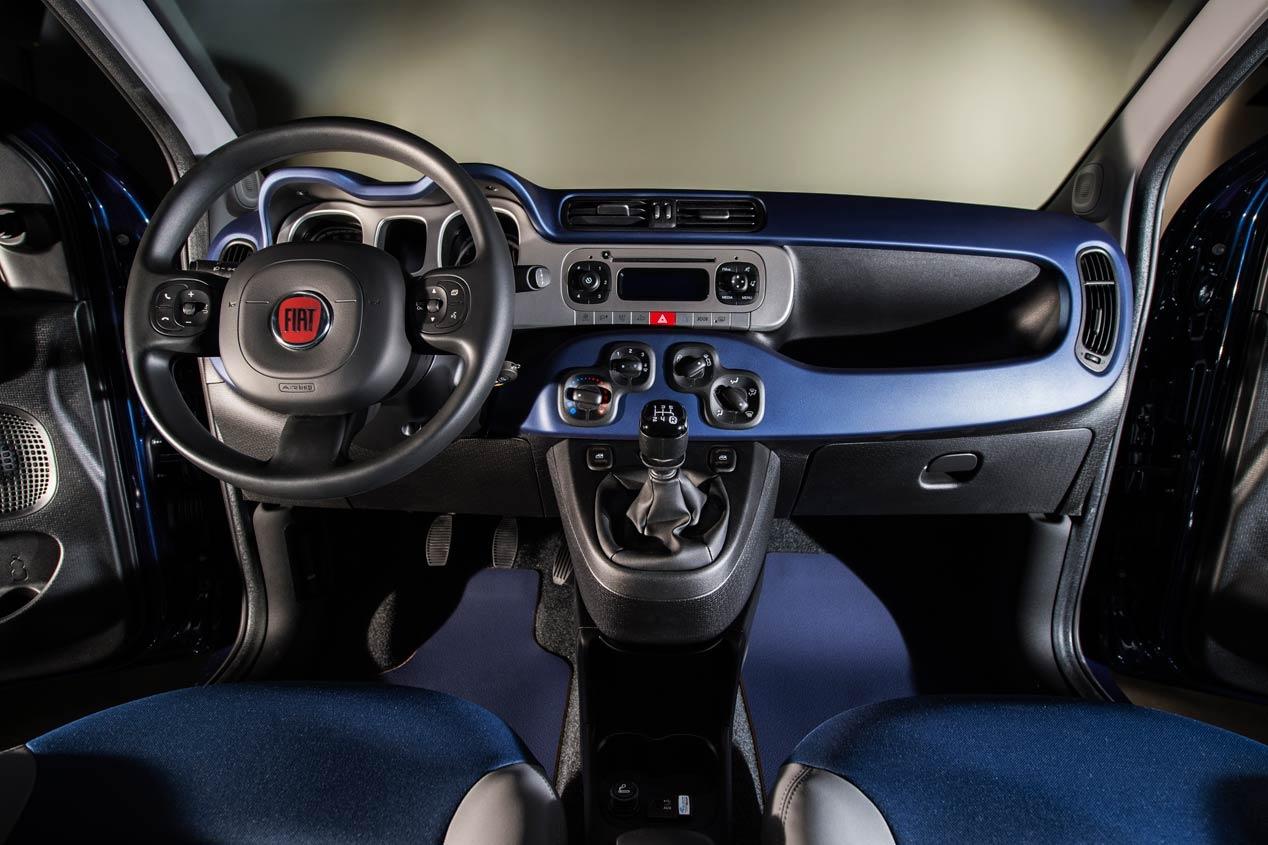 Fiat Panda K-Way: Una edición limitada psicodélica 3