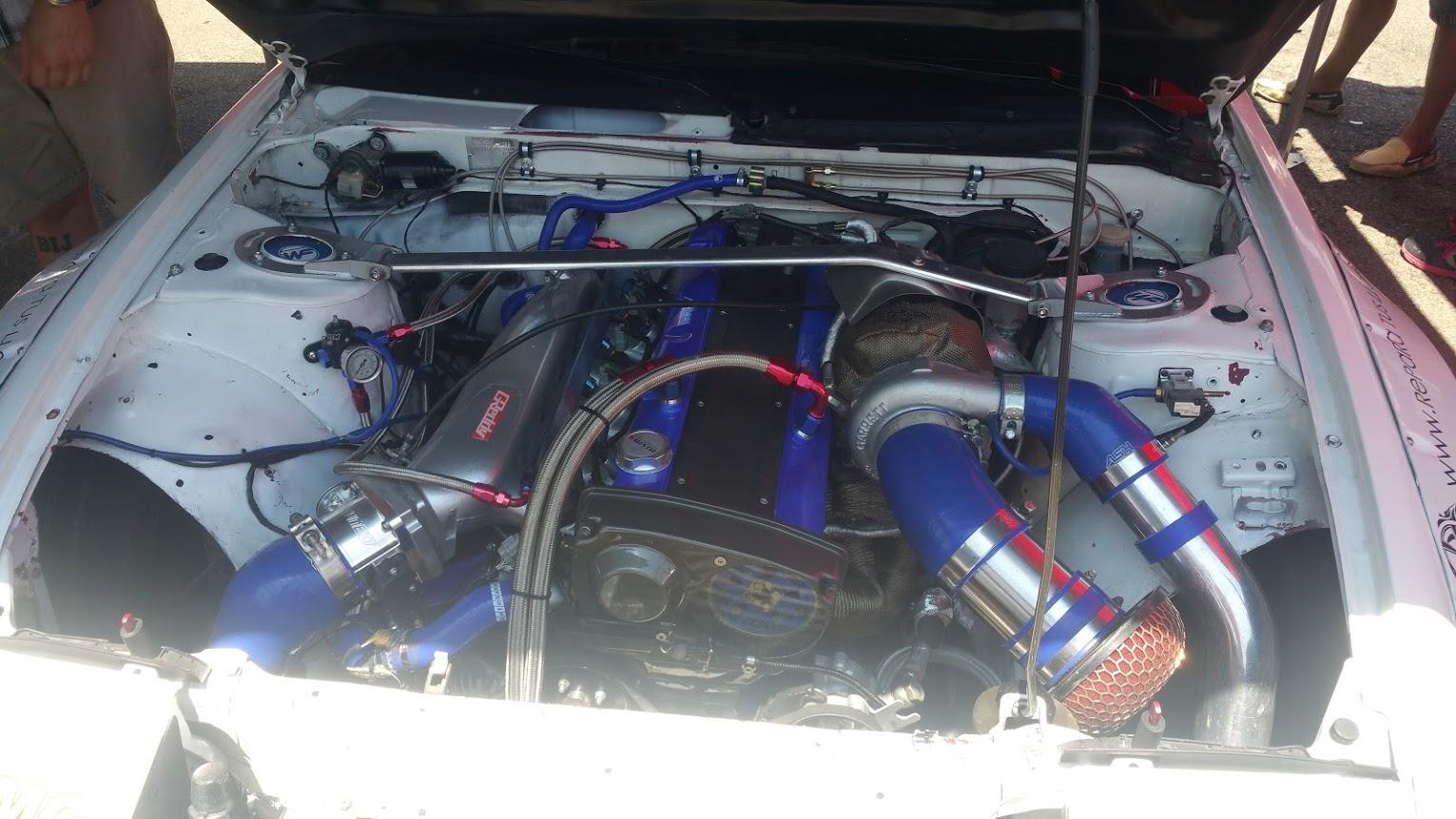 Fines de semana con olor a gasolina: Quedada Nissan Racing Club y Open Slalom Drift 3