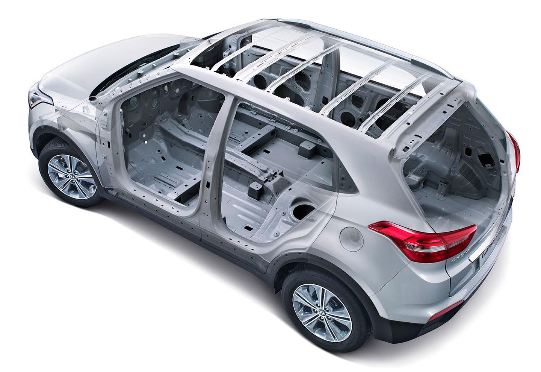 Hyundai Creta: De momento sólo para la India 1
