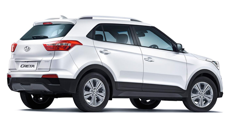 Hyundai Creta: De momento sólo para la India 2
