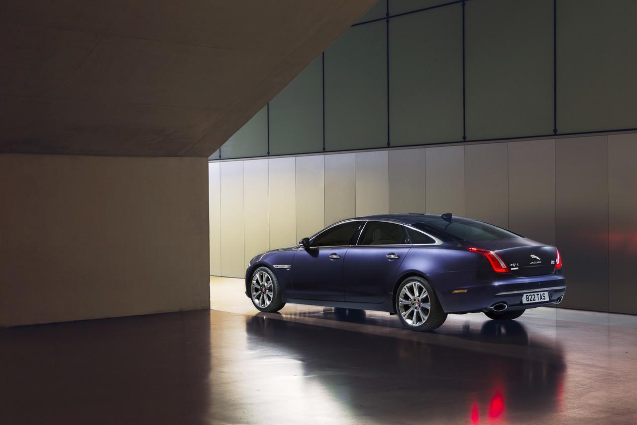 Jaguar XJ 2016: La berlina top de Jaguar se pone al día 3