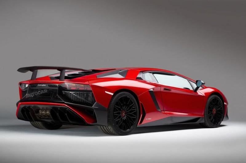 Lamborghini ya ha vendido las 600 unidades del Aventador SV, se creó el mito 1