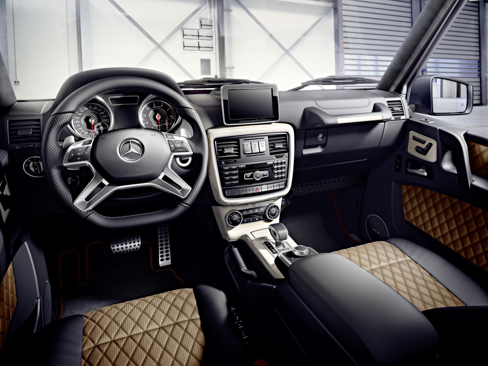 Mercedes-Benz G500 4x4²: Esta monstruosidad campera podrá ser tuya por 226.100 euros 2