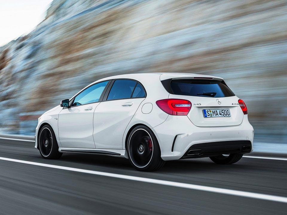 "Mercedes presentará el ""nuevo"" Clase A el próximo jueves en Goodwood 1"