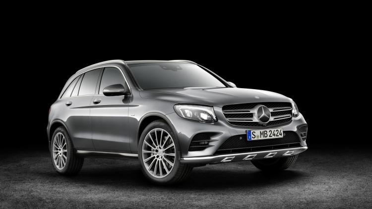 Mercedes ya baraja un GLC descapotable, más corto, ligero 2