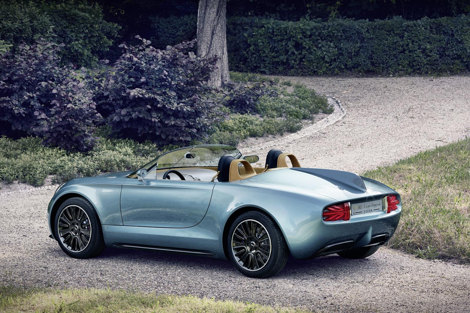 MINI aún no tiene claro que el Superleggera Concept vaya a ir a producción: Si lo hace, costará unos 35.000 euros 2