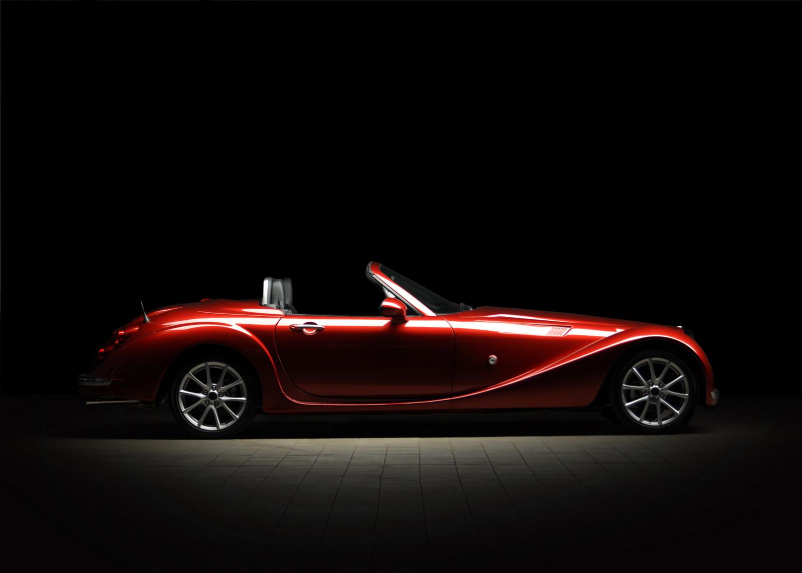 Mitsuoka Motors: Recarrozando el Mazda MX-5 para hacerlo un roadster británico clásico 2