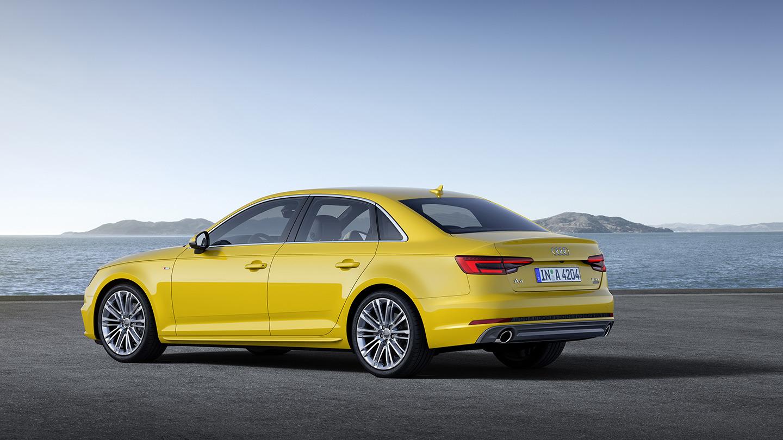 Nuevo Audi A4 2016: Continuista, pero con cambios muy importantes 2