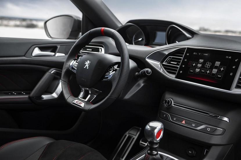 Peugeot 308 GTI: Ya es oficial el nuevo compacto galo de altas prestaciones 1
