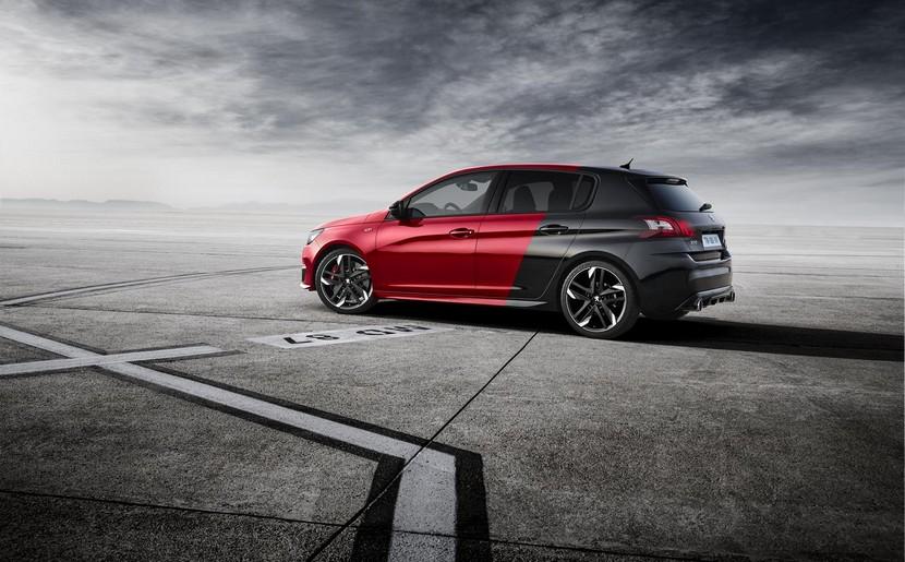 Peugeot 308 GTI: Ya es oficial el nuevo compacto galo de altas prestaciones 2