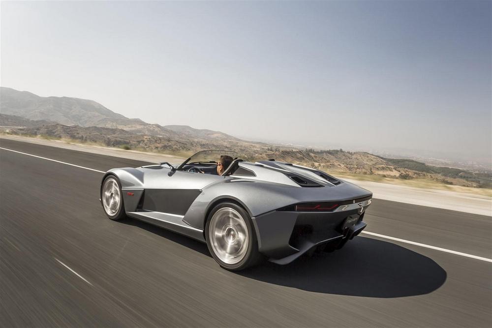 Rezvani Motors Beast: El Ariel Atom 3 carrozado, y.... ¡con 500 CV! 2