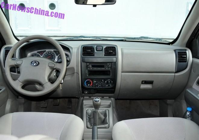 Shanxi Victory X1: El Cadillac Escalade ya tiene su clon chino 2