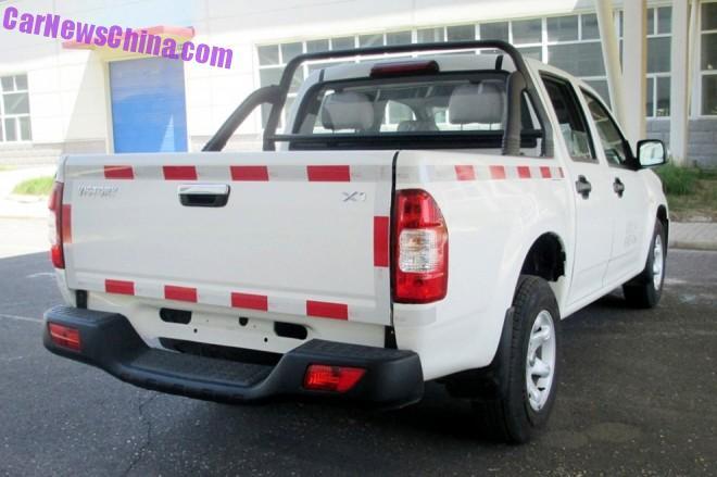 Shanxi Victory X1: El Cadillac Escalade ya tiene su clon chino 3