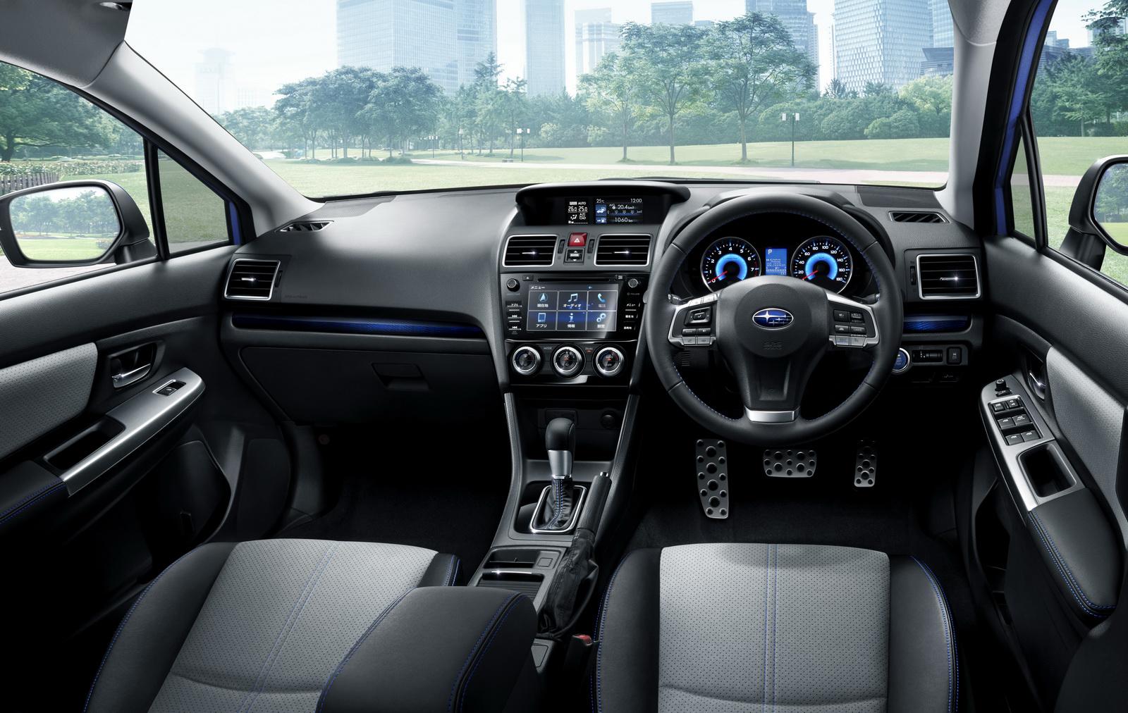 Subaru Impreza Sport Hybrid: El Impreza híbrido, sólo para Japón 2