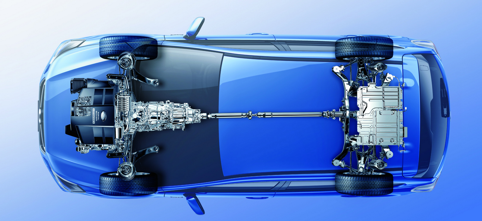 Subaru Impreza Sport Hybrid: El Impreza híbrido, sólo para Japón 3