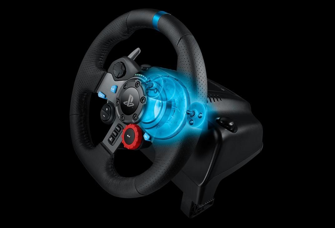 Volantas Logitech G29 para PS3/PS4 y G920 para Xbox One: tus aliados para conducir 1