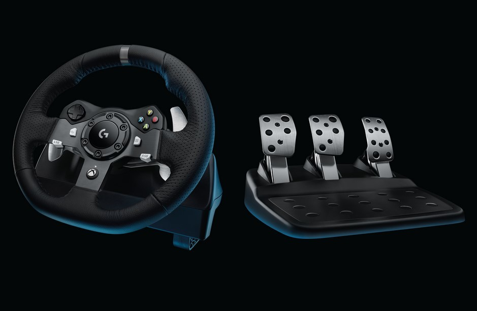 Volantas Logitech G29 para PS3/PS4 y G920 para Xbox One: tus aliados para conducir 2