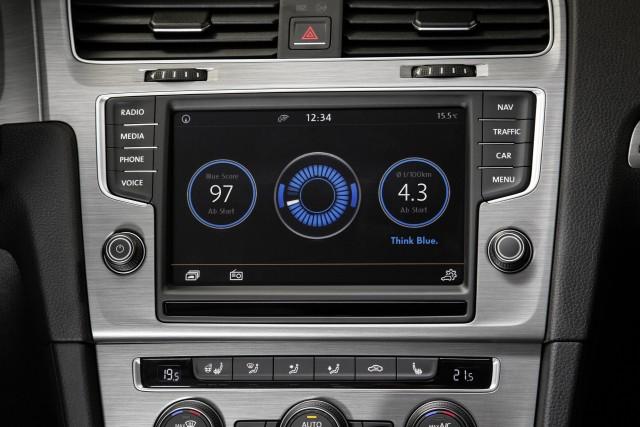 Volkswagen Golf 1.0 TSI BlueMotion: El bajo consumo no tiene por qué ser diésel 2