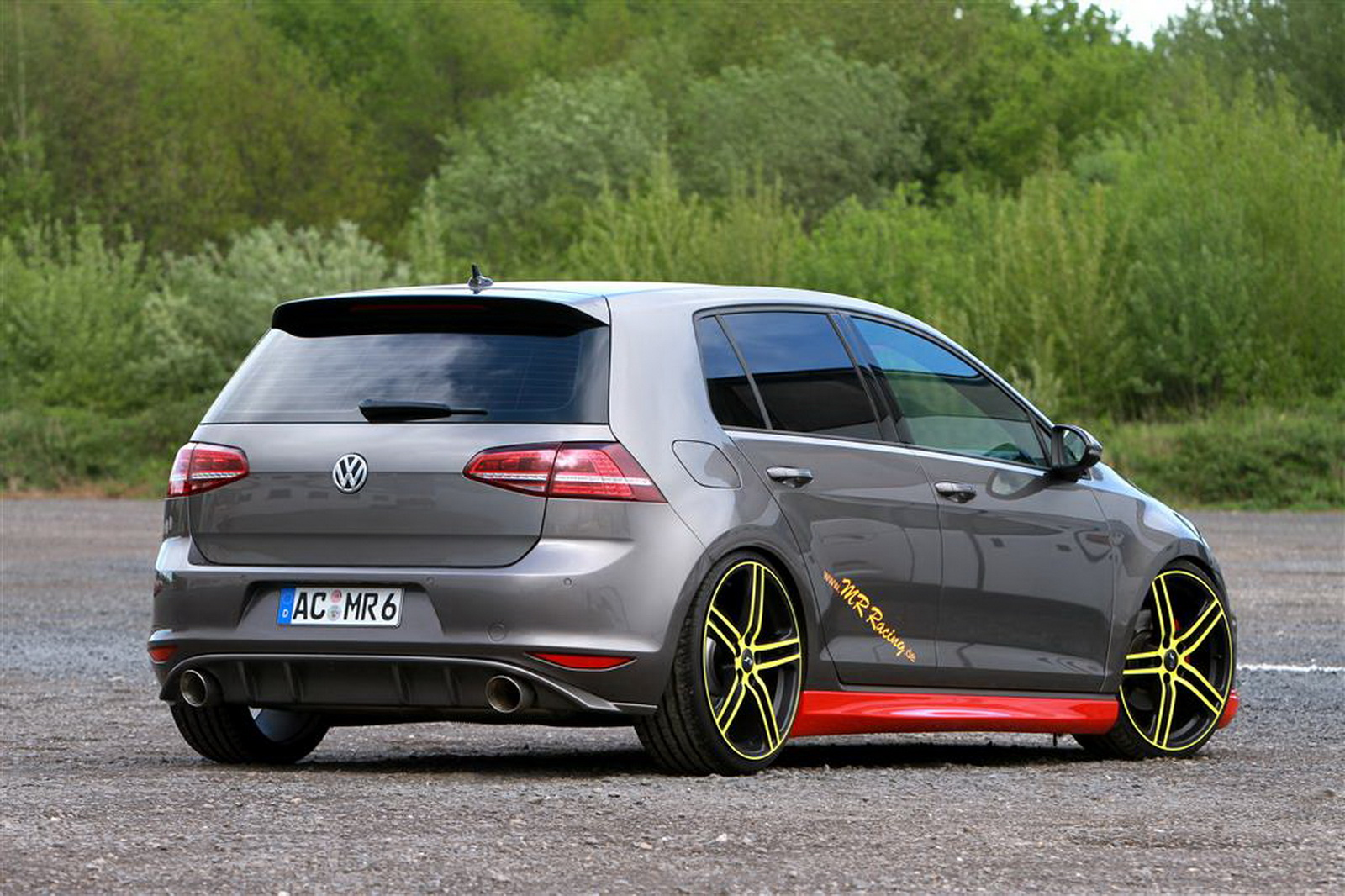 Volkswagen Golf GTD por MR Racing: 221 CV y... sonido a V8 2
