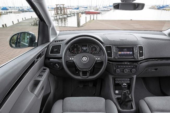Volkswagen Sharan 2015: Todos los precios del renovado monovolumen 2