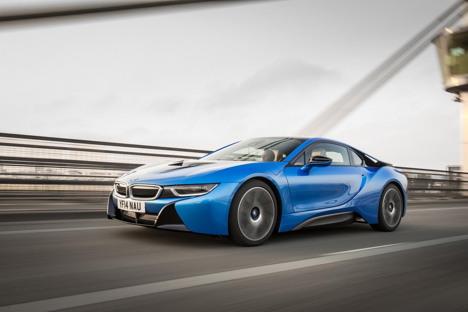Vuelven los rumores: BMW estaría trabajando en un i8 más potente y radical 1