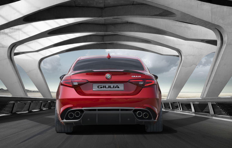 Ya es oficial: Alfa Romeo Giulia, o el denominado Ferrari de cuatro puertas 2