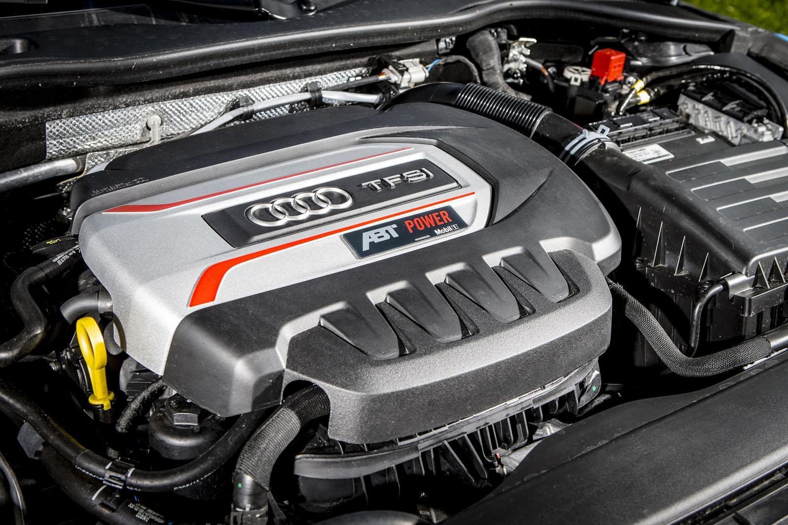 370 CV para el Audi TTS de ABT: Por si no tenías suficiente con 310 CV 2