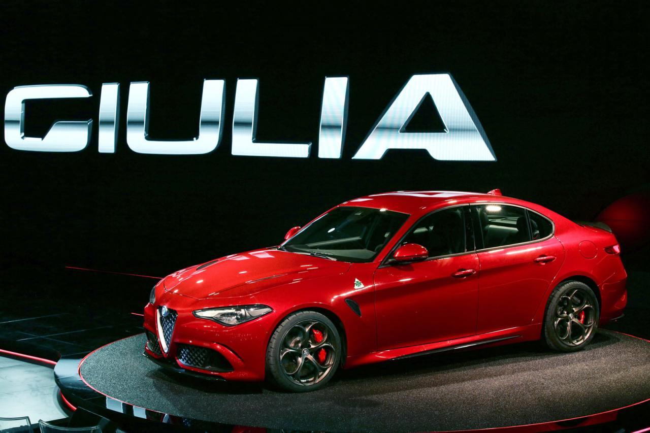 Alfa Romeo expandirá la gama QV a toda la gama propulsión 2